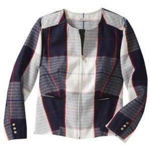 Merona | Plaid Jacket
